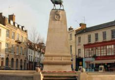 Hertfordshire War Memorials