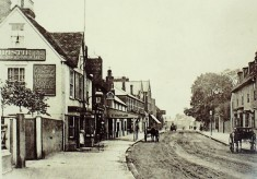 Cheshunt High Street