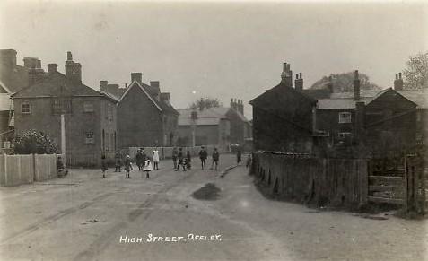 High Street 1928