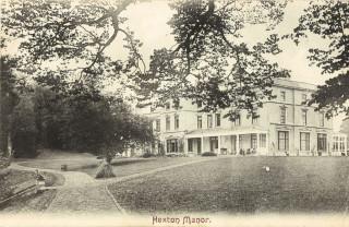 Hexton Manor | W H Cox, Luton