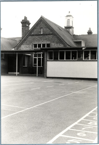 New primary school, London Road
