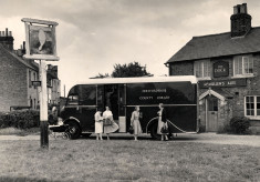 Hertfordshire's Mobile Library Service