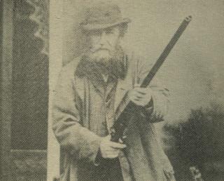 Captain William Francis Joseph Lautour Young 1813-1899 | 100 years of Hexton