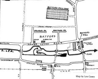 No 95 Batford Prisoner of War Camp