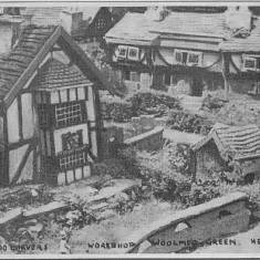 Model village   woolmer Green Parish Council