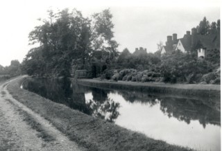 The New River, Hoddesdon | Hertfordshire Archive & Local Studies