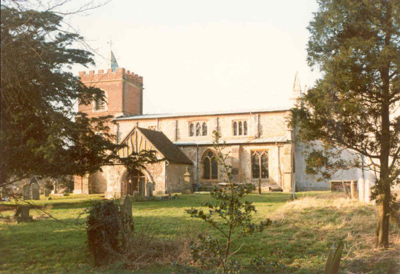 The church as it is today