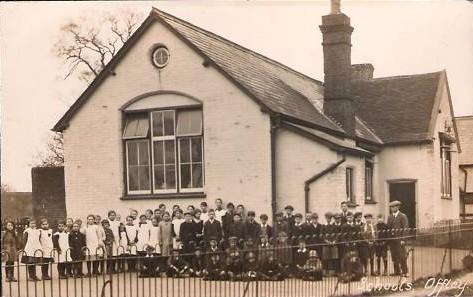 The school c. 1920