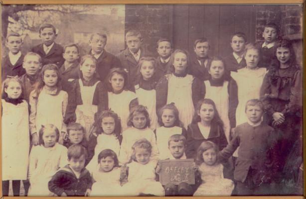 Offley School c. 1903