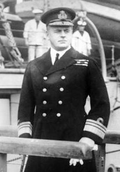 Vice-Admiral Sir Hedworth Meux in 1915 | Public Domain