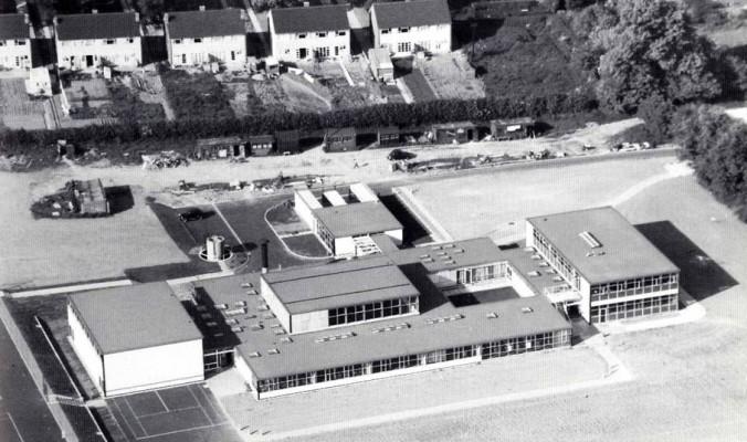 Broxbourne Secondary Modern School | Courtesy of David Dent