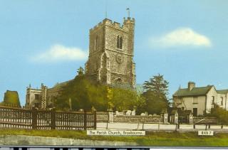 St Augustine's Church, undated | Hertfordshire Archives & Local Studies