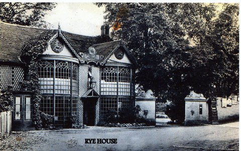 The Rye House, no date given | Reg Counsell