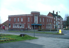 Working at Letchworth Library