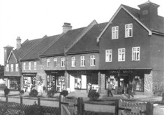Memories of the Shops in Letchworth