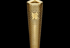Firm is making part of the Olympics 2012 Torch