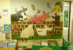 Knebworth Library