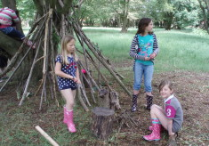 Guides, Brownies and Rainbows