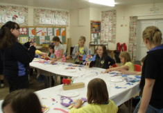 16th Bushey Brownies Pack Holiday 2010
