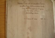 The Observations of Sir Charles Cornwallis