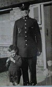Tess Road Police Station WW2