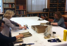 HALS Archive Cleaning Project