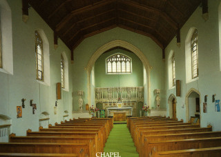 The chapel in 1985