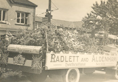 1953 Coronation Celebrations in Radlett