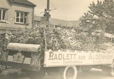 1953 Coronation Celebrations in Radlett