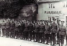 1st World War Troops