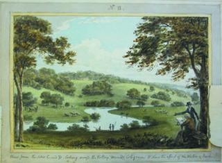 Panshanger, 1799 [DE/P/P21] | Hertfordshire Archives and Local Studies