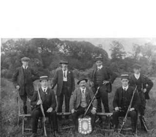 Watton at Stone Rifle Club C1910 | Cled Fursland
