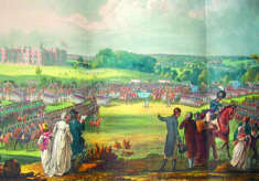 Royal Review of the Hertfordshire Militia