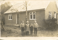A Bricket Wood childhood