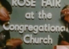 Wheathampstead Rose Fair 1960s