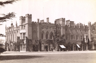 Cassiobury House | Hertfordshire Archives and Local Studies