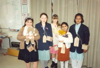 Evacuees in the 1990's   Unknown