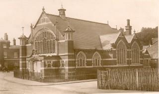 Hertford Baptist Chapel | Hertfordshire Archives & Local Studies