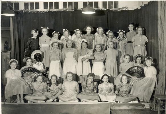 School Play   Pam Grethe
