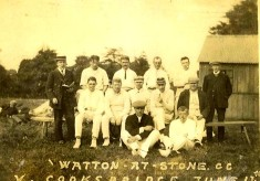 WATTON AT STONE CRICKET CLUB