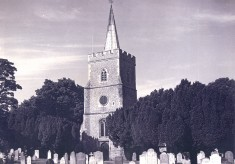 St. Mary's Church, Hertingfordbury