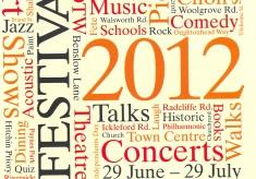Hitchin Festival 2012