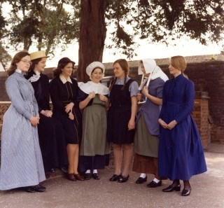 School uniforms throughout the ages | Veronica Humphrey