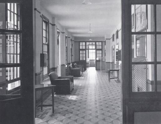 Elegant art deco interior | Hertfordshire Archives and Local Studies