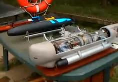 Model Submarine Regatta at Colney Heath 2006