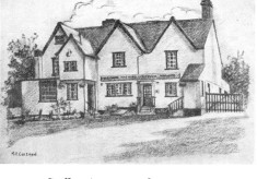 Where was the Sawbridgeworth 'White Horse' inn?