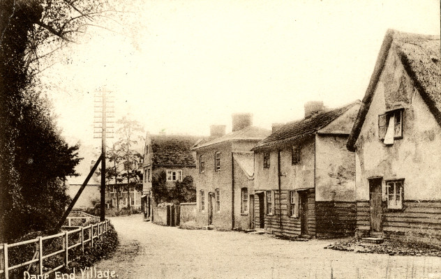 Main Road, Dane End | Hertfordshire Archives and Local studies