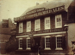 The Woolpack, date not known | Hertfordshire Archives & Local Studies