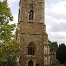 St. Andrew and St. Mary church Watton-At-Stone