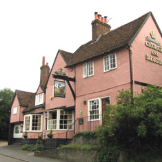 The George And Dragon Pub Watton-At-Stone